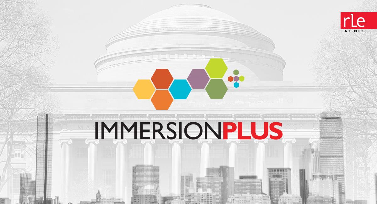 Immersion Plus
