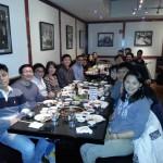 MIT Group dinner 2013