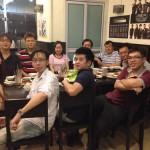 SMART Group dinner 2014 (Singapore)