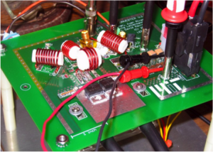 Prototype VHF power supply operating at 30 MHz