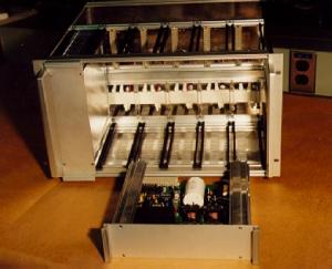 Modular Hot-Swap 3ϕ Switched-Mode Rectifier