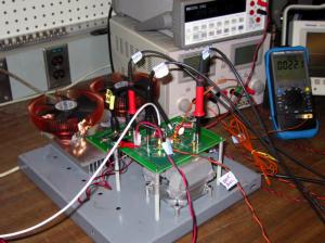 500 W 30 MHz Phi-2 RF Inverter