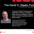 Staelin Fund Website