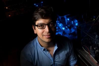 Sergio Cantu  Photo: Bryce Vickmark